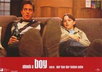 About a Boy - 11 x 14 Poster German Style G