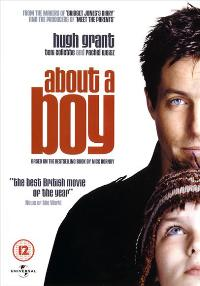 About a Boy - 27 x 40 Movie Poster - UK Style A