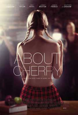 About Cherry - 11 x 17 Movie Poster - Style A
