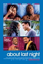 """About Last Night"" Movie Poster"