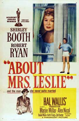 About Mrs. Leslie - 27 x 40 Movie Poster - Style A