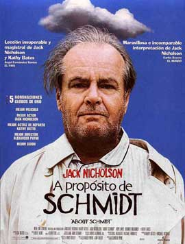 About Schmidt - 27 x 40 Movie Poster - Spanish Style A