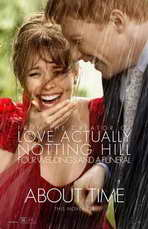 """About Time"" Movie Poster"