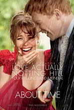 About Time - 27 x 40 Movie Poster - Style A