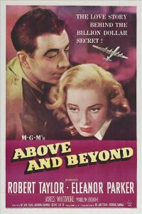 Above and Beyond - 27 x 40 Movie Poster - Style A