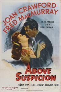Above Suspicion - 11 x 17 Movie Poster - Style A