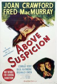 Above Suspicion - 11 x 17 Movie Poster - Australian Style A