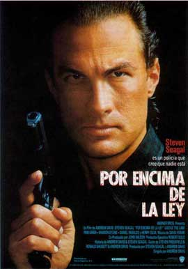 Above the Law - 11 x 17 Movie Poster - Spanish Style A