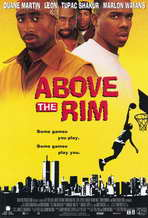 Above the Rim - 11 x 17 Movie Poster - Style B