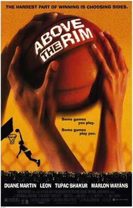 Above the Rim - 11 x 17 Movie Poster - Style A