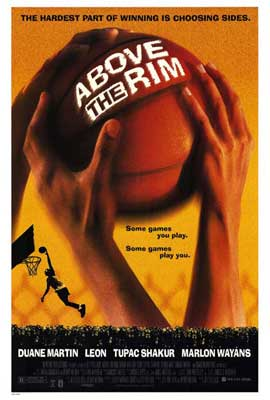 Above the Rim - 27 x 40 Movie Poster - Style A