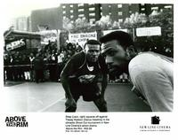 Above the Rim - 8 x 10 B&W Photo #2