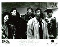 Above the Rim - 8 x 10 B&W Photo #4