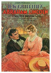 Abraham Lincoln - 43 x 62 Movie Poster - Bus Shelter Style A