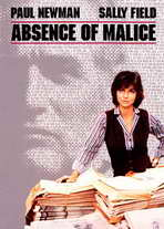 Absence of Malice - 11 x 17 Movie Poster - Style B