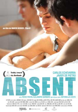 Absent - 11 x 17 Movie Poster - Style B
