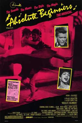 Absolute Beginners - 11 x 17 Movie Poster - Style A