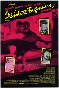 Absolute Beginners - 27 x 40 Movie Poster - Style A