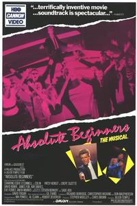 Absolute Beginners - 27 x 40 Movie Poster - Style B