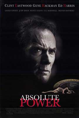 Absolute Power - 27 x 40 Movie Poster - Style A