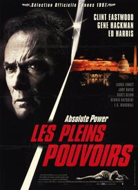 Absolute Power - 11 x 17 Movie Poster - French Style A