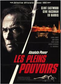 Absolute Power - 27 x 40 Movie Poster - French Style A
