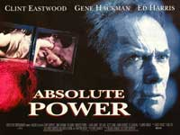 Absolute Power - 30 x 40 Movie Poster UK - Style A