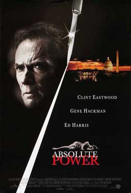 Absolute Power - 11 x 17 Movie Poster - Style B