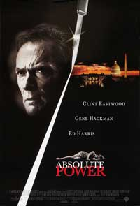 Absolute Power - 27 x 40 Movie Poster - Style B