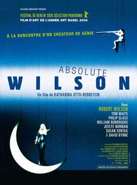 Absolute Wilson - 11 x 17 Movie Poster - French Style A