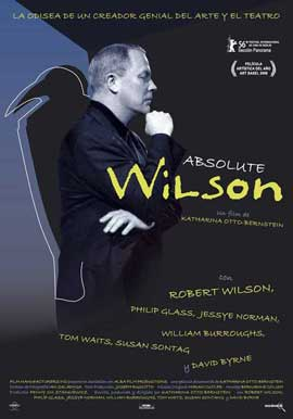Absolute Wilson - 11 x 17 Movie Poster - Spanish Style A