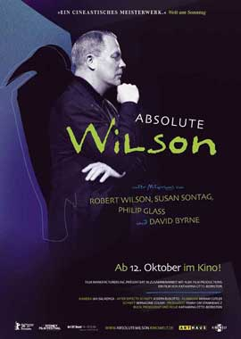 Absolute Wilson - 11 x 17 Movie Poster - German Style A