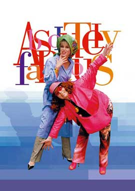 Absolutely Fabulous - 27 x 40 Movie Poster - Style A