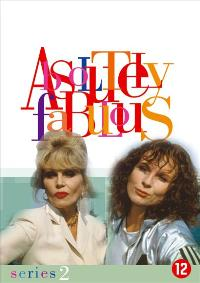 Absolutely Fabulous - 27 x 40 Movie Poster - Belgian Style B