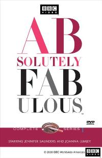 Absolutely Fabulous - 11 x 17 Movie Poster - Style A