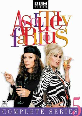 Absolutely Fabulous - 27 x 40 Movie Poster - Style B