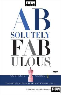 Absolutely Fabulous - 27 x 40 Movie Poster - Style D
