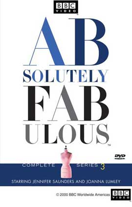 Absolutely Fabulous - 11 x 17 Movie Poster - Style D