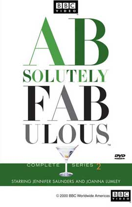 Absolutely Fabulous - 11 x 17 Movie Poster - Style E