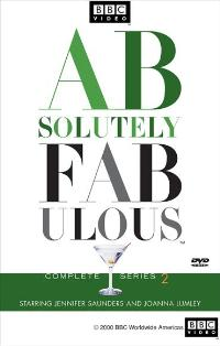 Absolutely Fabulous - 27 x 40 Movie Poster - Style E