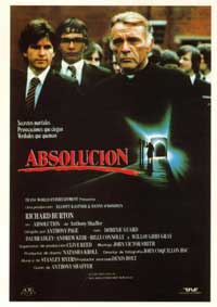 Absolution - 11 x 17 Movie Poster - Spanish Style A