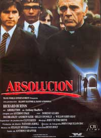 Absolution - 11 x 17 Movie Poster - Spanish Style B