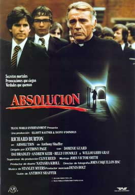 Absolution - 27 x 40 Movie Poster - Spanish Style A