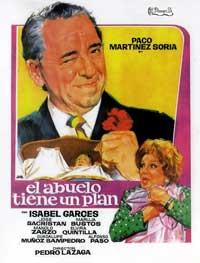 Abuelo tiene un plan, El - 11 x 17 Movie Poster - Spanish Style A