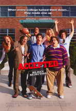 Accepted - 11 x 17 Movie Poster - Style A