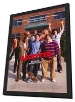 Accepted - 11 x 17 Movie Poster - Style A - in Deluxe Wood Frame