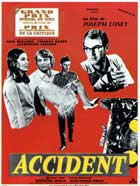 Accident - 11 x 17 Movie Poster - French Style A