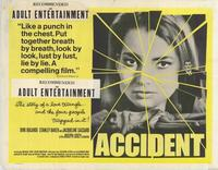 Accident - 22 x 28 Movie Poster - Half Sheet Style A