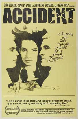 Accident - 27 x 40 Movie Poster - Style A