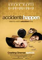 Accidents Happen - 11 x 17 Movie Poster - Style A